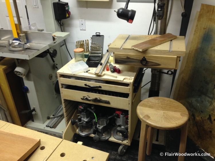 Router Cabinet