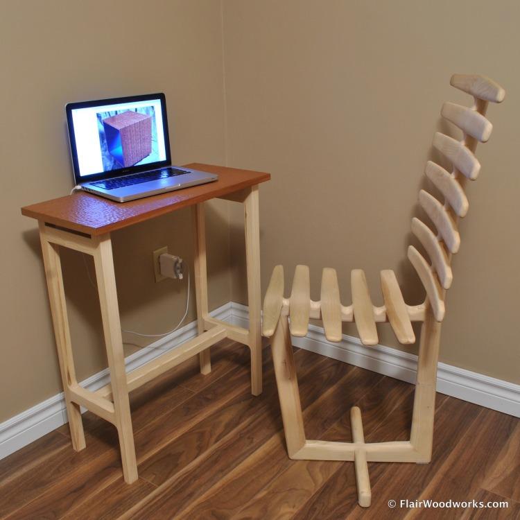 skeletal-chair-21st-century-writing-desk