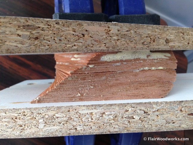 Stacked Veneer Experiment with a Shocking Lesson – Flair Woodworks