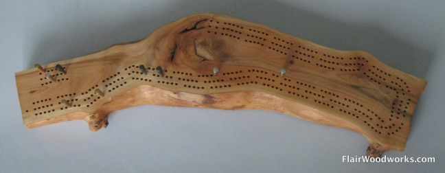 Cribbage Board 19c